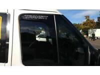 Ford transit heko wind decfictors