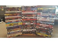 79 DVDS for sale