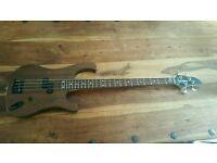 Custom Yamaha Bass Trade SG LP Junior