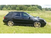 Suabru impreza wrx wagon. £2800 Cash or swap for van