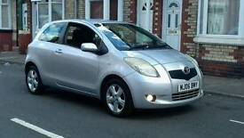 For sale Toyota Yaris SR 1.3 56 PLATE SEMI AUTO