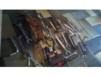 Mixed bundle imperial tools