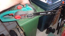 Bosch Chain Saw