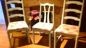 2nd hand dining chairs