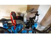 WeeRideSafe Front Bike Seat