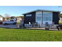 Holiday chalet for sale in Maidens south Ayrshire