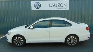jetta hybrid highline 2013