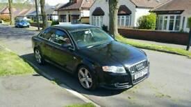 Audi A4 Sline Auto