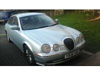 2001 s-type jaguar 3.0 v6 3 months mot !!!!!! £400 TAKES IT!!!!!!!!