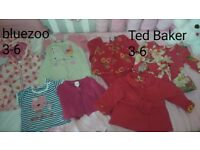 girls 3-6 months bundle