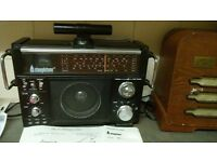 Vintage steepletone mbr7 perfect working condition,never used.welcome to view