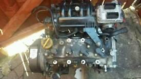 Fiat stilo 1.4 16v engine