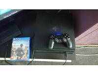Ps4 Pro console 1tb, watch dogs 2, 1 controller boxed only a few months old