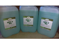 25 litre Turtle Wax Wash & Wax professional car shampoo COLLECTION ONLY