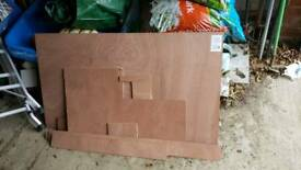 Plywood Offcuts