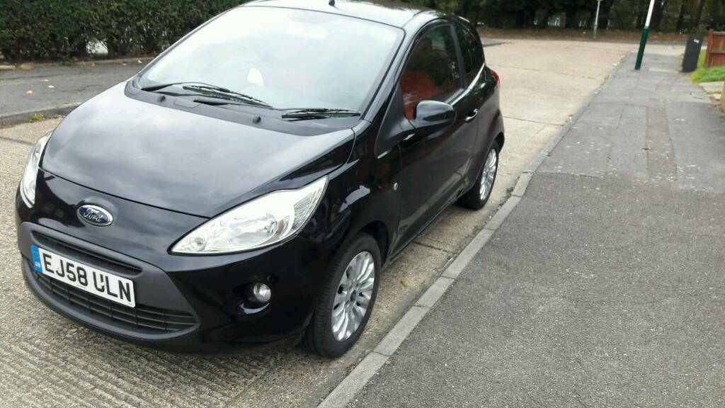 Ford Ka Zetec New Shape Good Spec