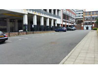 Secure gated parking space to rent in city center