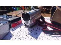 JVC Compact vhs camcorder GR-FX16EK silver