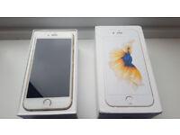 Apple iPhone 6s - 64Gb - Gold (Unlocked) Smartphone