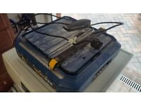 Wet tile cutter - used in good working order