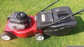 Petrol Lawnmower Sovereign push