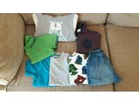 Small bundle of boys 4-5 clothes