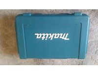 Makita Drill and Carry Case