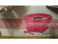 Candy Floss Maker! Only used once!