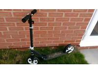 Foldable scooter like new