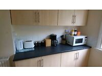 Large double room to rent in spacious 2bed flat in kings heath