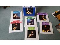 Johnny cash vinyl lps