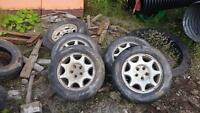 """2001 chrysler concord rims/mags 16"""" 5x114mm"""
