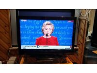 32 Alba LCD32880HDF HD Ready Digital Freeview LCD TV vga 1 hdmi comes with remote