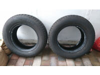 Goodyear wrangler HP all weather 255x65x17r 110h tyres