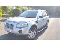 2007 Land Rover FREELANDER, Estate, Manual, 2L Diesel, New MOT, Full service history