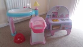 Fisher price deluxe playcentre