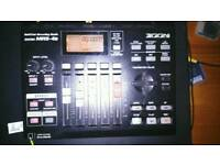ZOOM 4 track digital mixer retro MRS-4 multitak recording studio WILL POST IN UK