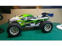 Helion dominus rc truggy 1/10th scale rtr