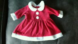 Newborn Christmas outfits