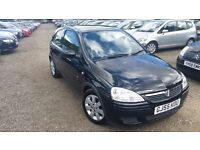 Vauxhall Corsa 1.2 i 16v Breeze 3dr (a/c), HPI CLEAR, DRIVES SMOOTH, CLEAN INSIDE AND OUT, BARGAIN