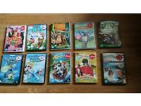 DVDs for kids joblot