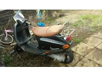 Seat for Vespa 50cc