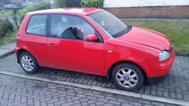BREAKING FOR PARTS SEAT AROSA 1.0 MPI 2001
