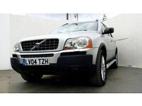 2004 | Volvo XC90 2.4 Executive | IMMACULATE BODY WORK | SATNAV | FULL SERVICE HIST | 1 YEAR MOT