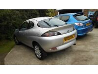 FORD PUMA LOW MILAGE SPORTY CAR MOT MAY 2018.