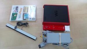 console wii mini rouge (P017775)