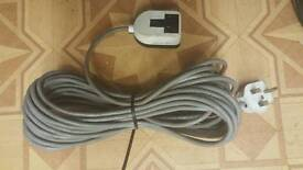15M long extension wire cable