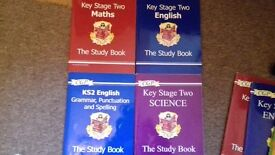 SATS STUDY BOOKS KEY STAGE 2