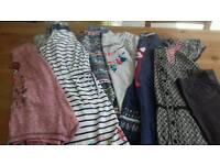 Mixed Girls Clothes Bundle 8/9