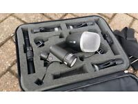 Drum Microphone Kit - NJD - Never Used - Still in bag